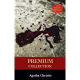 AGATHA CHRISTIE Collection: The Mysterious Affair at Styles, Poirot Investigates, The Murder on the Links, The Secret Adversa