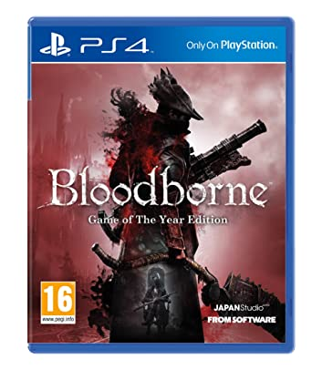 Amazon.com: Sony Bloodborne - Game Of The Year (Ps4): Video Games