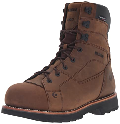 d36a9be14b776 Wolverine Men s Blacktail Insulated Wrpf Comp Toe Hunting Boot Brown 12  D(M) US  Amazon.in  Shoes   Handbags