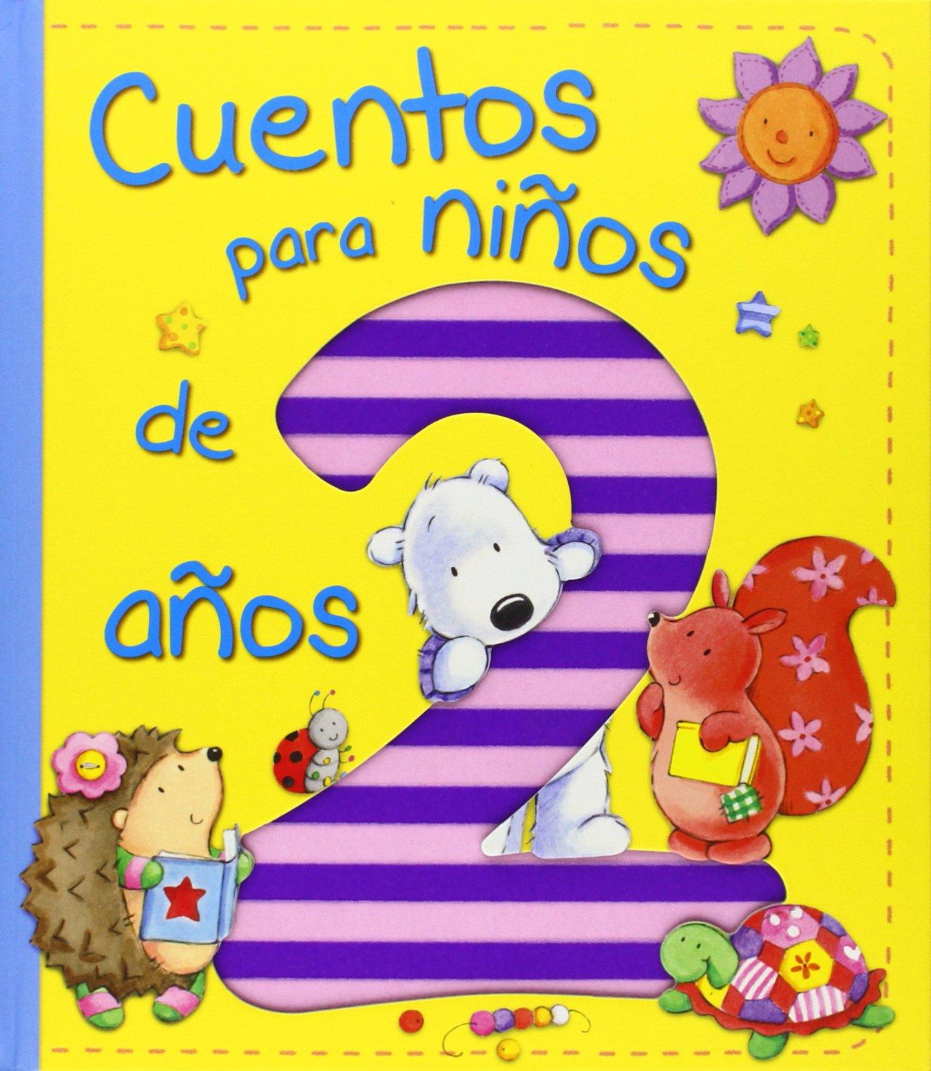 Cuentos para niños de 2 años (Cuentos y ficción)