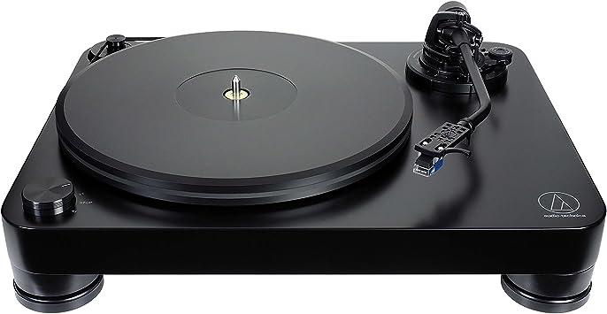 Audio-Technica AT-LP7 Tocadiscos Totalmente Manual con Correa ...