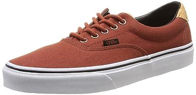 5ec0cef3e36 Vans Unisex Era 59 (Cork Twill) Arabian Spice Skate Shoe 7 Men US
