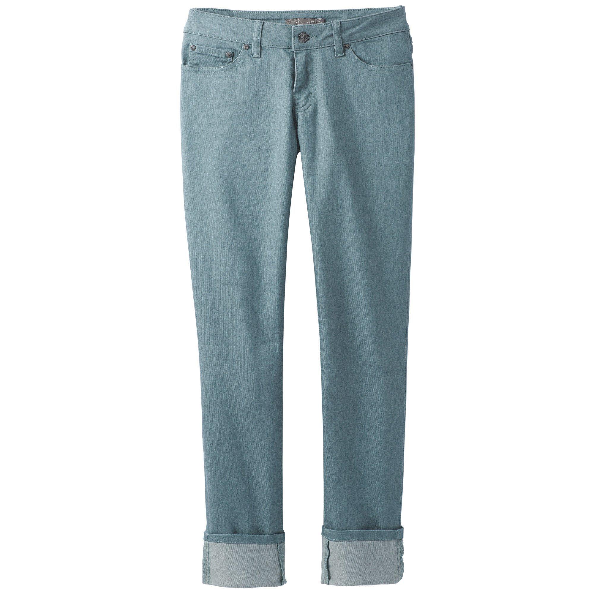 prAna Kara Jean Pants, Starling Green, Size 16