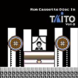 Rom Cassette Disc in TAITO Vol.2