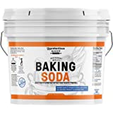 Baking Soda (Sodium Bicarbonate) (1 gallon) by Unpretentious Baker, Resealable Bucket, Restaurant Quality, Highest Purity, Fo