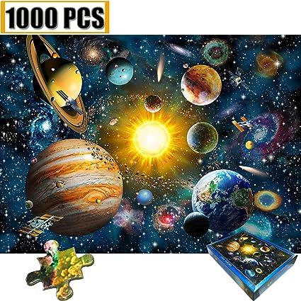 Amazon.com: Jigsaw Puzzles 1000 piezas espacio universo ...