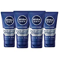 NIVEA Men Maximum Hydration Protective Lotion - Broad Spectrum SPF 15 Moisturizes...