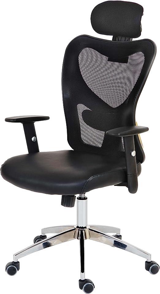 Bürostuhl Schreibtischstuhl Drehstuhl Chefsessel Mesh Netzdesign office Stuhl DE