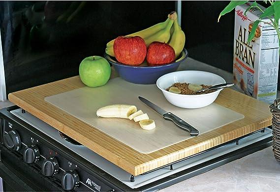 Amazon.com: Tabla de bambú de Camco 43571, universal ...