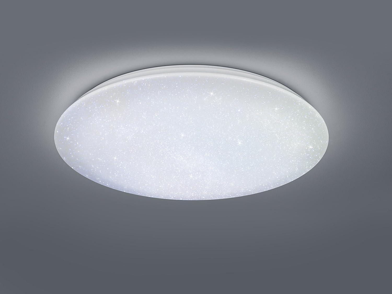 Moderne Lampen 79 : Trio leuchten deckenleuchte acryl integriert w chrom x