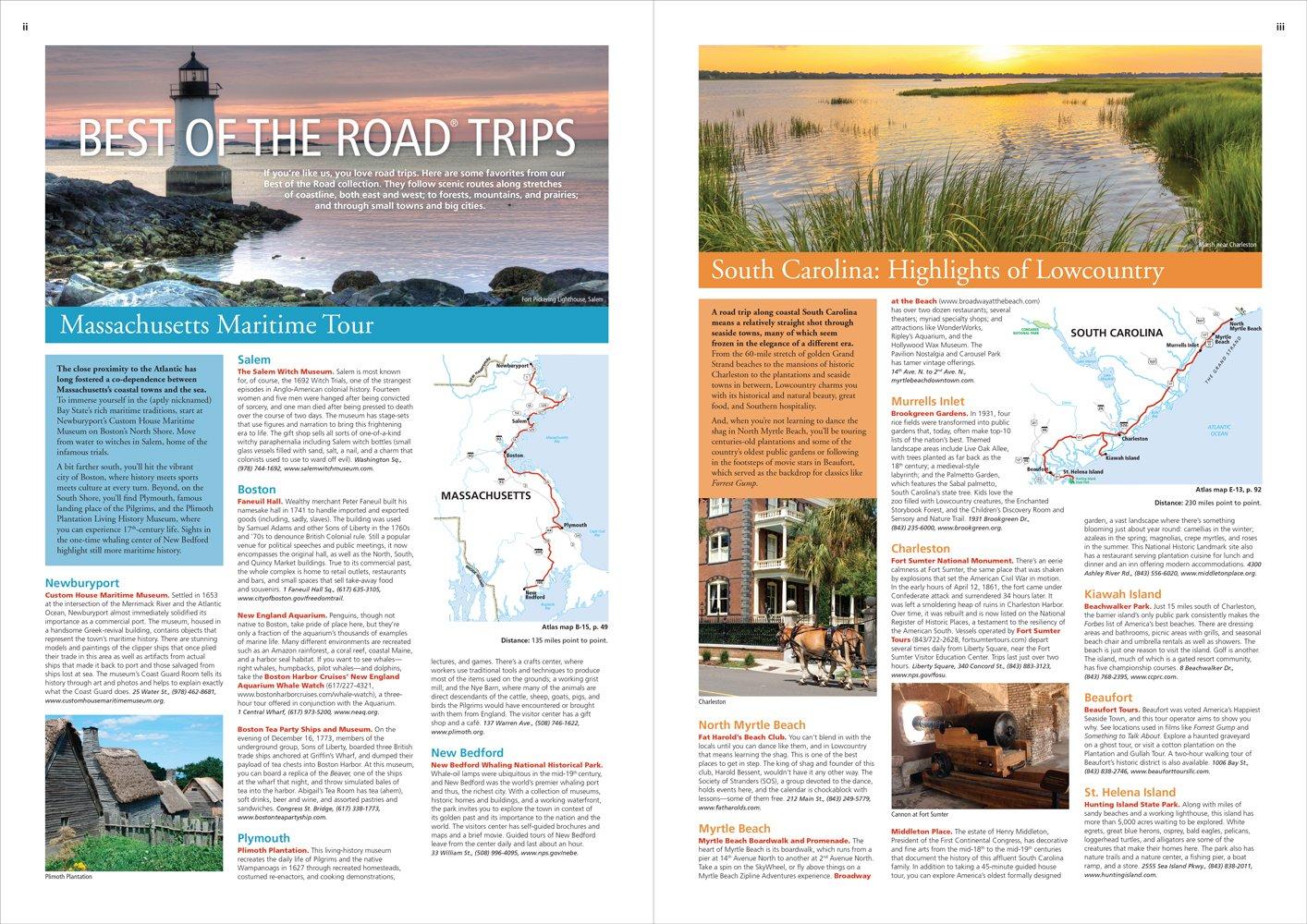 Rand McNally 2016 Road Atlas (Rand McNally Road Atlas): Rand McNally ...