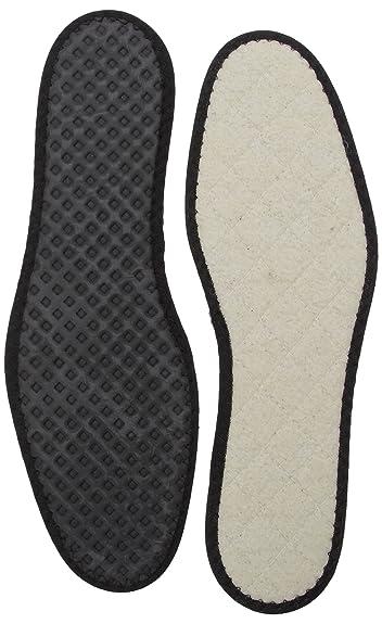 Collonil 99030000410 - Plantillas para hombre, color blanco, talla 41