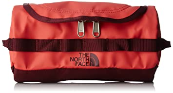 06a35e7a086 The North Face Base Camp Unisex Outdoor Travel Canister Bag, Multicolour (Cayenne  Red/