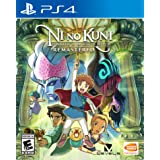 Ni No Kuni: Wrath Of The White Witch Remastered Play Station 4 - Standard Edition - PlayStation 4