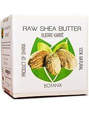 SHEA BUTTER Raw-Unrefined 100% Pure Grade-A Botanix Shea-Butter ( 1.1lb / 17.6 oz / 500 g )
