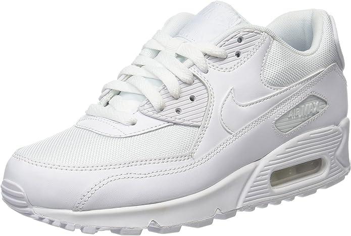 Nike Air MAX 90 Leather, Zapatillas para Hombre: Amazon.es: Zapatos y complementos