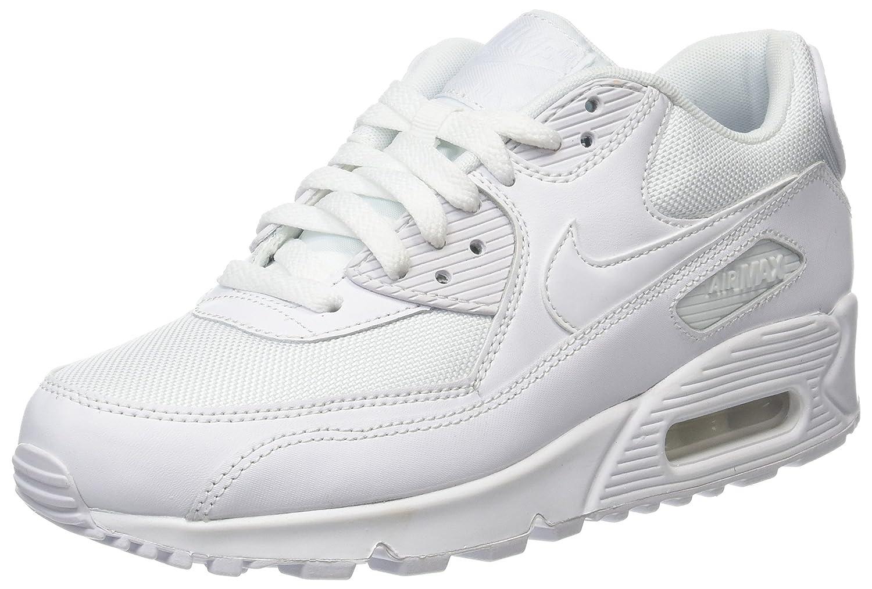 Nike air max 90 leather da uomo bianche   Grandi Sconti