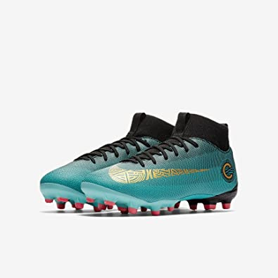 90356b2cd Image Unavailable. Image not available for. Color: Nike Jr Superfly 6  Academy GS CR7 MG ...