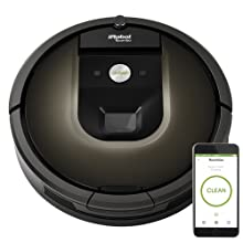 Roomba 980 Robot Vacuum - What To Get Your Girlfriend For Christmas