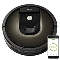 iRobot Roomba 980 Vacuum Cleaning Robot by iRobot