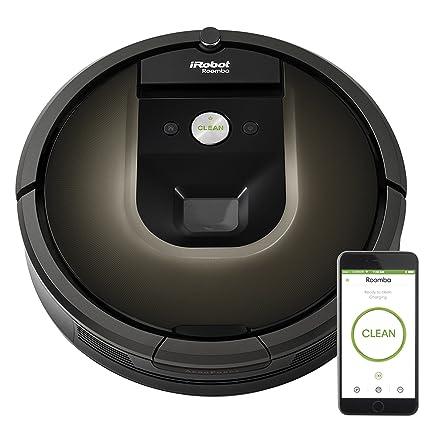 Amazon.com - iRobot Roomba 980 Robot Vacuum with Wi-Fi Connectivity ...