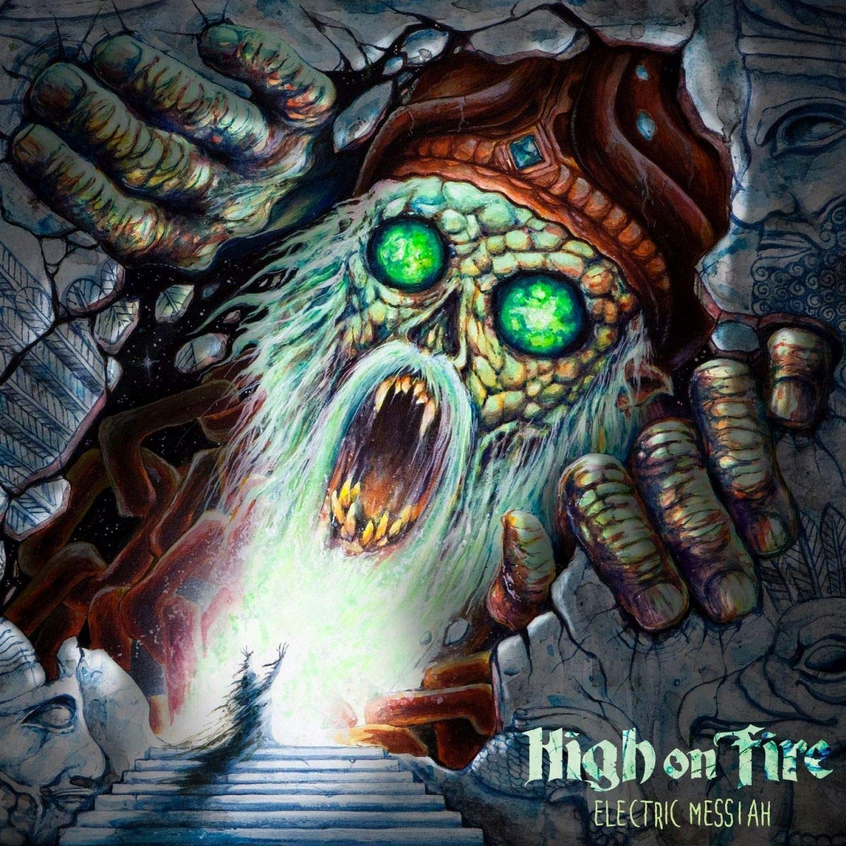 Vinilo : High on Fire - Electric Messiah (LP Vinyl)