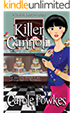 Killer Cannoli (A Terrified Detective Mystery Book 2)