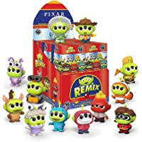 Funko Mystery Mini - Disney Pixar Alien Remix - Store Display Case with 12 Sealed Boxed Figures