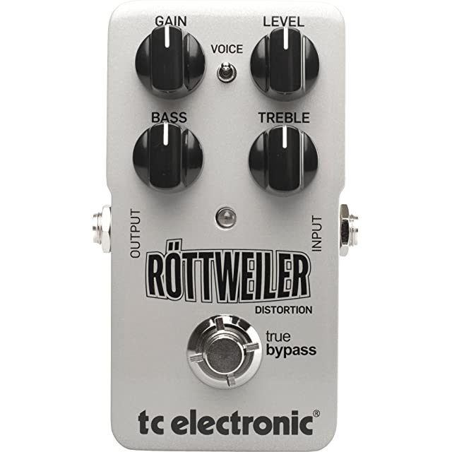 エフェクター画像 tc electronic Rottweiler Metal Distortion