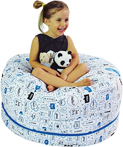 2 Sizes Bean Bags For Kid