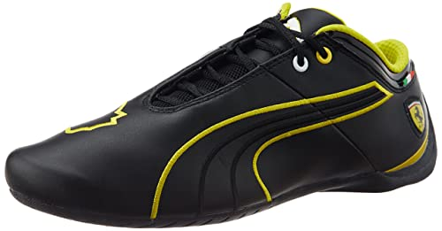 1ffda3d67025 Puma Unisex Future Cat M1 SF Black and Vibrant Yellow Sneakers - 11 UK  Buy  Online at Low Prices in India - Amazon.in