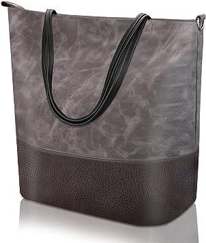 Es el bolso ms grande El shopper es un bolso ideal para ir a