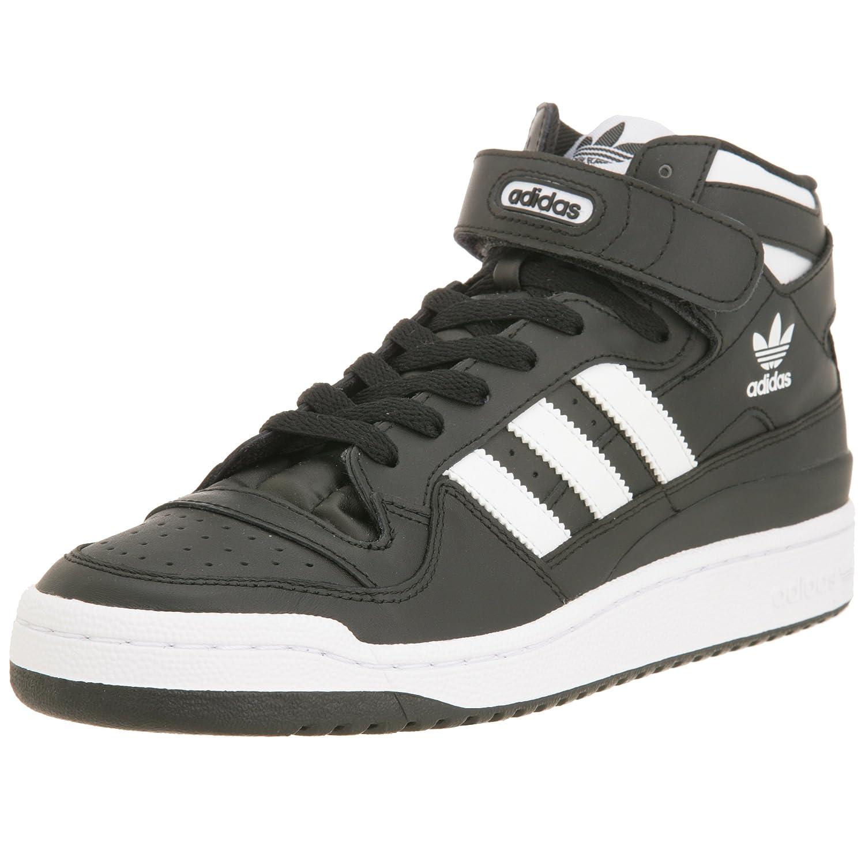 adidas Originals FORUM Mid Zapatillas de hombre, negro (blanco y negro), 44 EU: Amazon.es: Zapatos y complementos