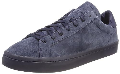 pretty nice d73ec a4c0e adidas Courtvantage, Scarpe da Ginnastica Basse Uomo, Blu (Trace Blue  F17Trace