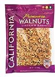 Primavera, California Premium Walnut Halves, 1 Pound Bag