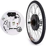 Sfeomi Kit de Conversión de Bicicleta Eléctrica 36V 500W Kit de Conversión de Bicicleta Electric Bike Conversion Kit con…