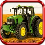 3D FARM TRACTOR PARKING SIMULATOR