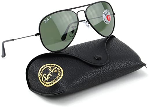 980369023a Image Unavailable. Image not available for. Color  Ray-Ban RB3025JM 002 58 Sunglasses  Black ...