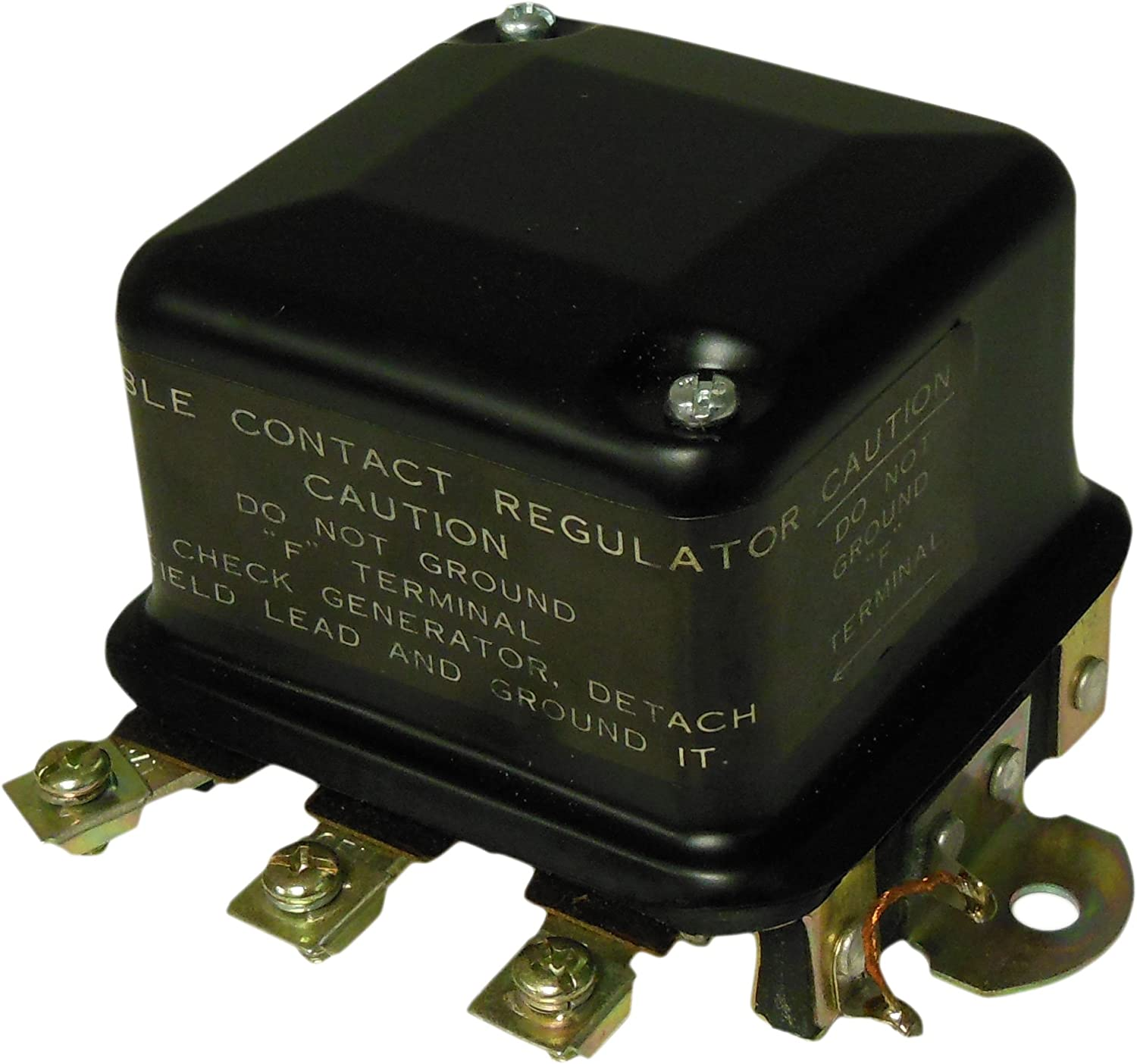 6V Voltage Regulator for Big Twins /& Sportsters