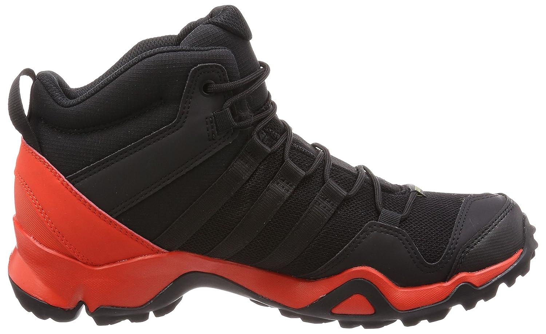 timeless design 7e0c5 10117 adidas Terrex Ax2r Mid GTX, Chaussures de Randonnée Hautes Homme, Noir ( Negbas