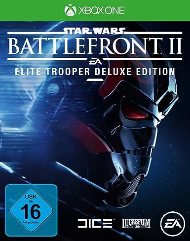 Star Wars Battlefront II - Elite Trooper Deluxe Edition   Xbox One [Importación alemana]: Amazon.es: Videojuegos