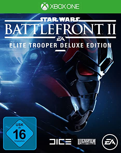 Star Wars Battlefront II - Elite Trooper Deluxe Edition | Xbox One ...