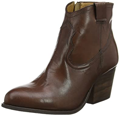 Steve Madden Sogood, Women's Ankle Boots, Brown (Cognac Leather), 4 UK