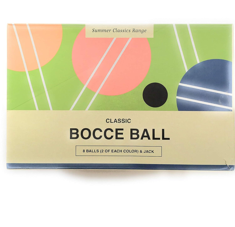 Becken Bargains ボッチェボール クラシックセット ロンドンのLUCKIES of Londonがデザイン B07GT6DL5R