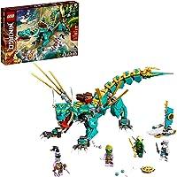 LEGO Kit de construcción Ninjago 71746 Dragón de la Selva (506 Piezas)