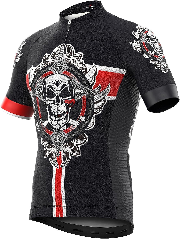 MT Star-lord Men/'s Short Sleeve T-shirt Shirts Bicycle Riding Top Cycling Jersey