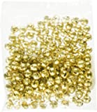 Jingle Bells 1/4-Inch, 144/Pkg, Gold