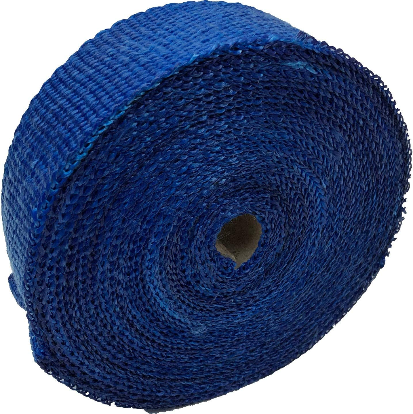 Blue Exhaust Heat Wrap 2.00 X 50FT Roll for any Exhaust Wesdon Wrap