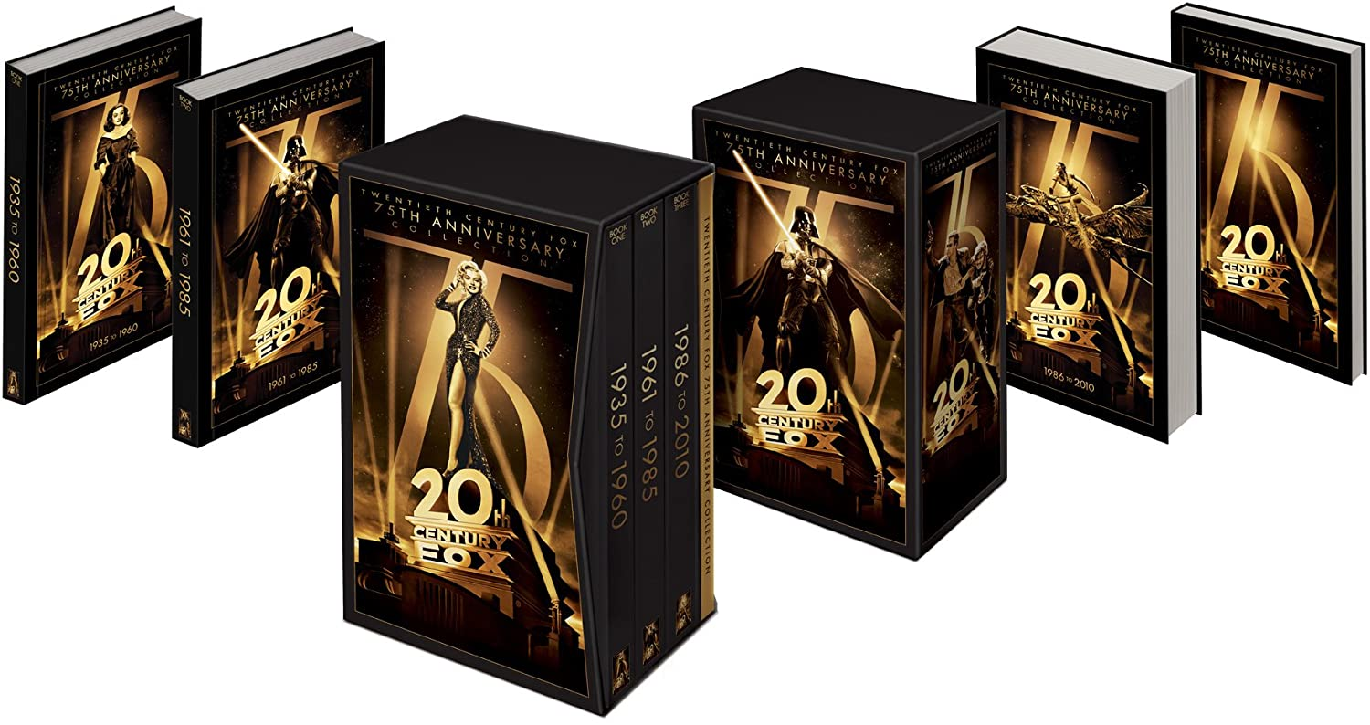 amazon com fox 75th anniversary collection sigourney weaver tom