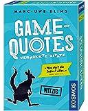 KOSMOS 692926–Game of Quotes